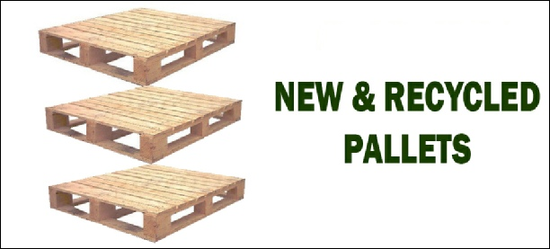 New & Recycled Pallets